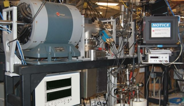 System Monitors Radiation Damage To Materials In Real-Time